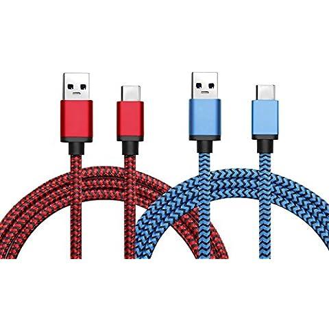BeneStellar Cable USB 3.1 Tipo C a USB-A 3.0 para Google Pixel / Pixel xl, Apple Nuevo Macbook 12