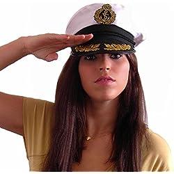 el carnaval Sombrero o gorro capitán