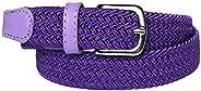 MYB Cintura elastica intrecciata per Bambino e Bambina - diversi colori e taglie
