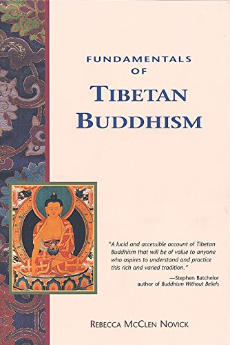 Fundamentals of Tibetan Buddhism (Crossing Press Pocket Guides)