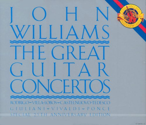 Great Guitar Concertos [2cd]