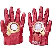 Avengers Marvel iron man guante electrónico (Hasbro B9957EU4)