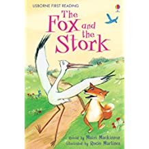 The Fox and the Stork: For tablet devices (Usborne First Reading: Level One)