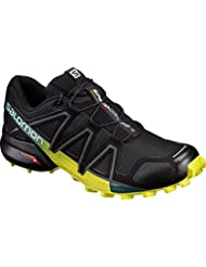 Salomon Speedcross 4, Zapatillas de Trail Running para Hombre