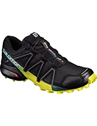 Salomon Hombre Speedcross 4, Trail Running Footwear