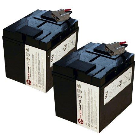 RBC55 BATTERIEMODUL für APC USV Anlagen (Plug and Play) (Xl Rackmount)