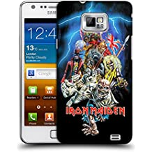 Official Iron Maiden Best Of Beast Art Hard Back Case for Samsung Galaxy S2 II I9100