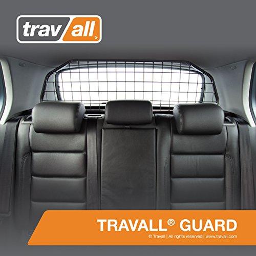 Travall® Guard Hundegitter TDG1355 – Maßgeschneidertes Trenngitter in Original Qualität - 2