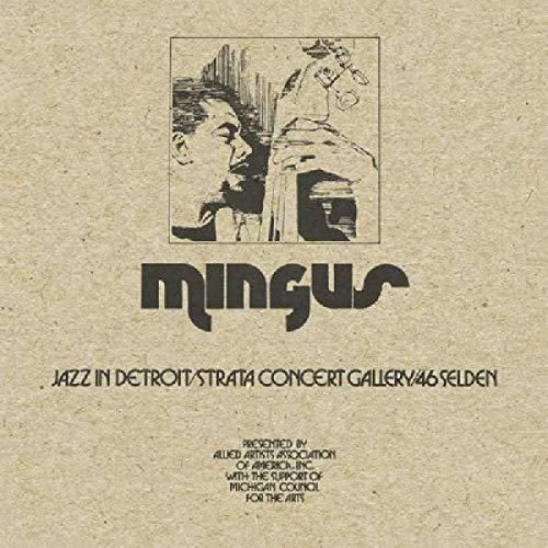 Jazz in Detroit / Strata [Vinyl LP]