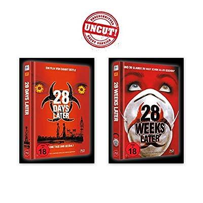 28 Days / Weeks Later - Mediabook Bundle