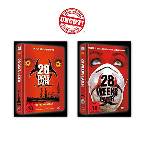 28 Days / Weeks Later - Mediabook Bundle