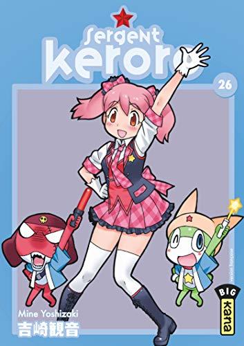 Sergent Keroro, tome 26 par Mine Yoshizaki