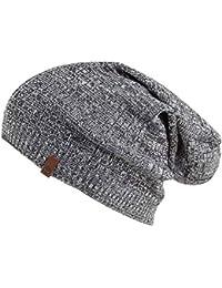 Timberland Hats Light Weight Slouchy Summer Beanie Hat - Black Multi bf7f950f7da0