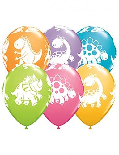 ballons-dinosaures-x6
