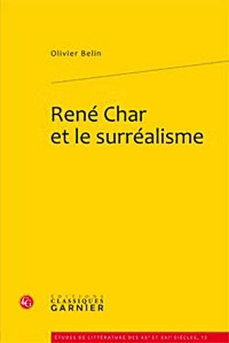 Ren Char et le surralisme