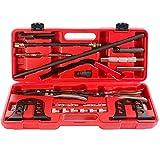 Arebos Werkzeugsatz für Ventilschaftdichtung Ventilfederspanner / 26 teilig/inklusive Koffer