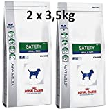 Royal Canin Veterinary Diet Canine Satiety Small Dog 2 x 3,5kg
