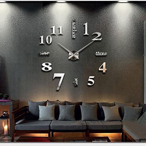 Orologio da parete test 2017 arreda con gusto la tua casa for Specchio da parete camera amazon