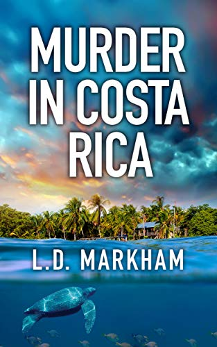 Book cover image for Murder in Costa Rica