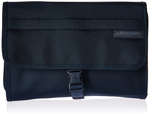 Briggs & Riley Baseline Limited Edition Deluxe Toiletry Kit, 8 litres, Navy Kulturtasche, 30 cm, liters, Blau (Navy) (Briggs Und Riley 30)