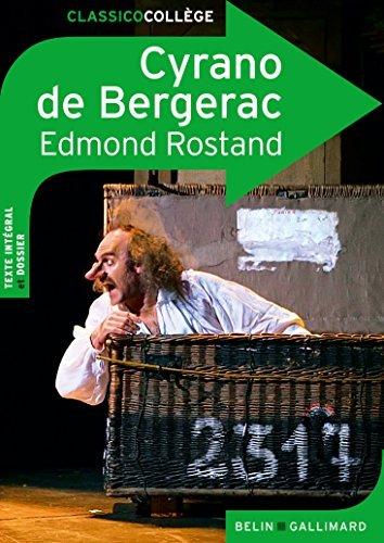 Cyrano de Bergerac by Edmond Rostand(2011-09-01)
