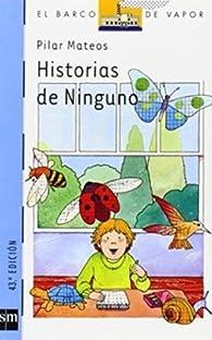 Historias de Ninguno par PILAR MATEOS