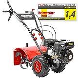 Hecht 750 Benzin Gartenfräse Motorhacke - 2