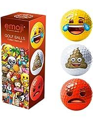 Emoji pelotas de golf