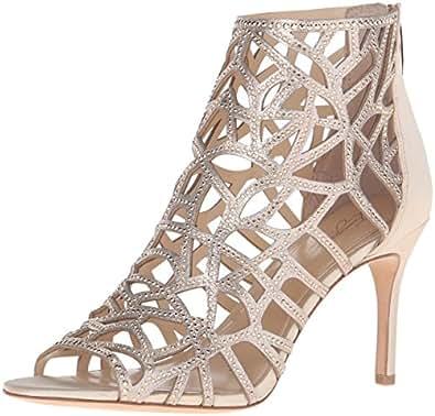 Imagine Vince Camuto Women's Parker Dress Sandal, Soft Gold, 7.5 M US