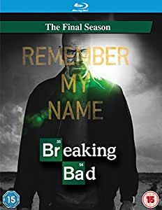 Breaking Bad: The Final Season - Episodes 1-8 [Blu-ray]