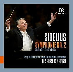 Sibelius: Symphonie Nr. 2, Finlandia, Karelia-suite