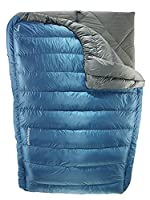 THERMAREST VELA CAMPING QUILT MIDNIGHT/STORM (DOUBLE)