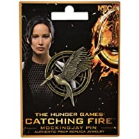 The Hunger Games Catching Fire Mockingjay Prop Replica Pin