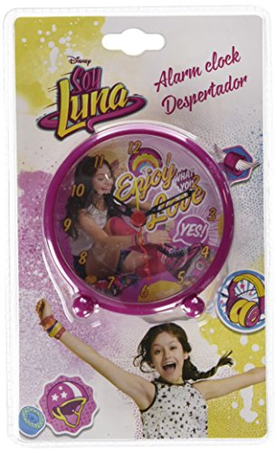Soy Luna - Reloj despertador (Kids WD18003)
