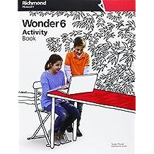 WONDER 6 ACTIVITY + AB CD - 9788466820189