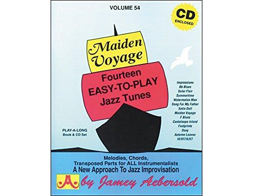 Aebersold 054 Maiden Voyage CD