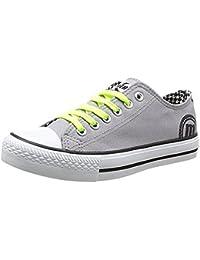 MTNG Zapatillas lonas gris claro nº32