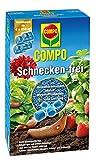 COMPO Schnecken-frei, Streugranulat gegen Schnecken im Vorteilspack, 2x200 g (4x450 m²)