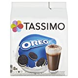 Tassimo Oreo Hot Chocolate Pods (Case of 5, Total 80 pods,...