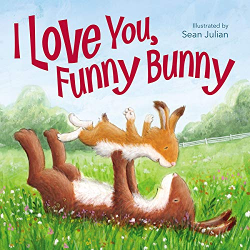 I Love You, Funny Bunny (English Edition)