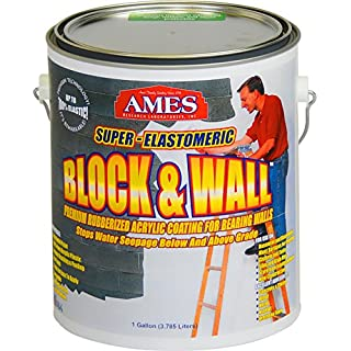 Ames Block & Wall Acrylic, White