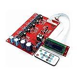 Q-BAIHE tpa3116d2Verstärker Board 6Kanal Fernbedienung 5.1Verstärker