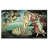 zgmtj Crea Adam! Mano di Dio! Murale Religioso Fatto a Mano Michelangelo Sistine Chapel f Famosa Riproduzione della Pittura ad Olio