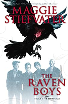 The Raven Boys (The Raven Cycle Book 1) (English Edition) von [Stiefvater, Maggie]