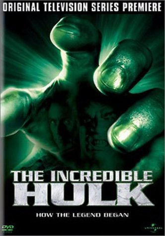 The Incredible Hulk - Original Television Premiere by Bill Bixby