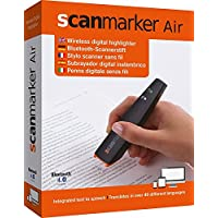 ScanMarker Air - OCR Pen Scanner, Reader and Translator