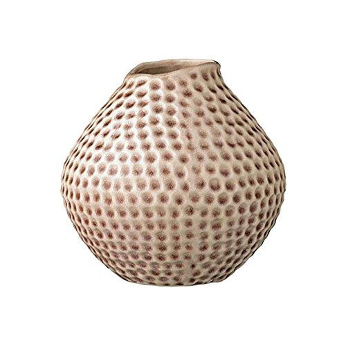 Bloomingville Tierra Vase, rosa Ø15xH15 cm