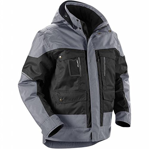 Blakläder veste hiver imperméable veste 4886 Noir/Gris