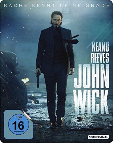 Extra Wick (John Wick - Steel Edition [Blu-ray])
