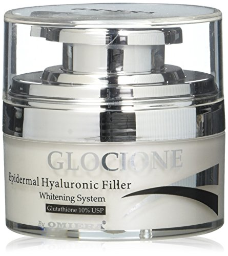 Omiera Labs Glocione: crema antirughe per il viso, fficace crema sbiancante (1, 0 once liquide)